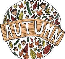 Autumn by tylerelise