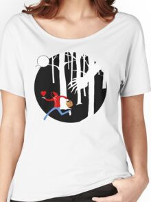 """""""What a big heart I have."""" Women's Relaxed Fit T-Shirt"""