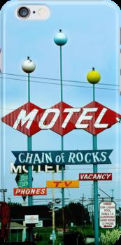 Retro Motel by Tiffany Muff