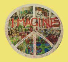 All You Need is Love - The Beatles - John Lennon - Imagine Baby Tee