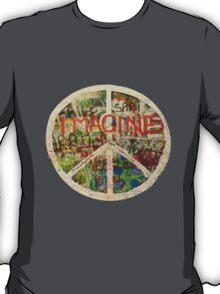 All You Need is Love - The Beatles - John Lennon - Imagine T-Shirt