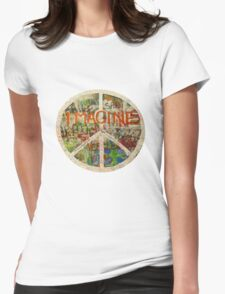 All You Need is Love - The Beatles - John Lennon - Imagine Womens Fitted T-Shirt