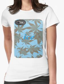 ice Womens Fitted T-Shirt