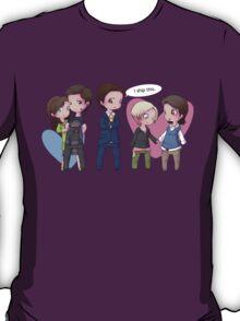 Primeval Ships T-Shirt