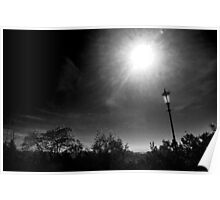 Deep shade of Sun  Poster