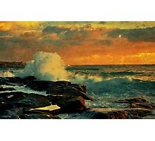 Evening Shores Photographic Print