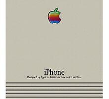 Macintosh iPhone Case by jonasdeprins