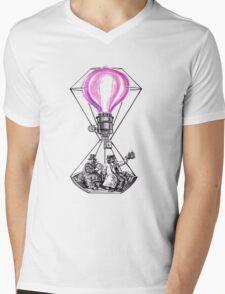 The Adventurers Mens V-Neck T-Shirt