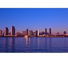 Downtown SanDiego Photographic Print