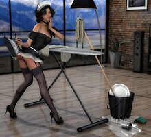 The French Maid by Gypsykiss