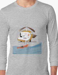 Flying machine Long Sleeve T-Shirt