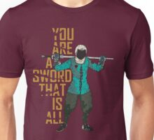 Longsword Fencer Unisex T-Shirt