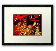 Christmas goodies... Framed Print