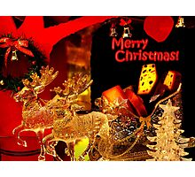 Christmas goodies... Photographic Print