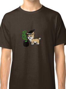 Halloween Corgi Classic T-Shirt