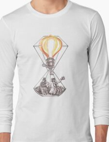 The Adventurers of the Sun and Sky Long Sleeve T-Shirt