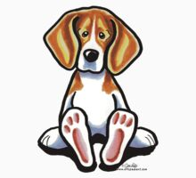 Big Feet Beagle Kids Clothes