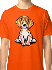 Big Feet Beagle Classic T-Shirt
