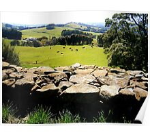 Perfect Pasture Poster