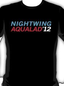Nightwing Aqualad 2012 T-Shirt