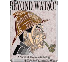 Beyond Watson iPad Case/Skin