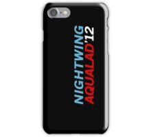 Nightwing Aqualad 2012 iPhone Case/Skin