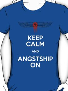 Angstshipping T-Shirt