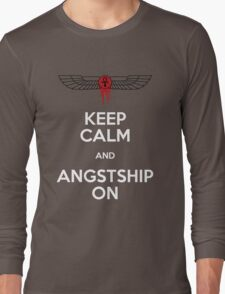 Angstshipping Long Sleeve T-Shirt