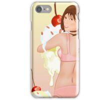 Swimsuit Sundae iPhone Case/Skin