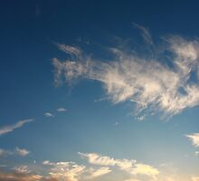 SunSet in Highbridge Wisconsin by Adam Kuehl