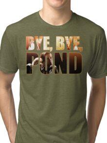 Bye, Bye, Pond Tri-blend T-Shirt