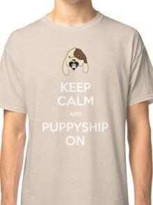 Puppyshipping Classic T-Shirt