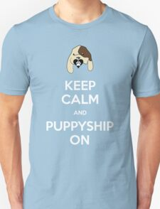 Puppyshipping Unisex T-Shirt