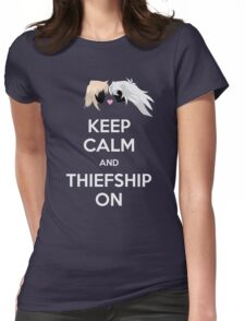 Thiefshipping Womens Fitted T-Shirt