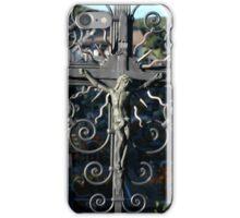 Jesus on the Cross iPhone Case/Skin
