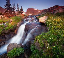 Lake Isabelle Sunrise by Ryan Wright