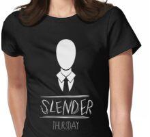 Slender Thursday Womens Fitted T-Shirt