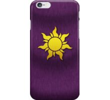 Tangled Kingdom Sun Emblem 1 iPhone Case/Skin