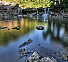 Cataract Falls by Mark Cooper