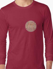 Awe Small Original Long Sleeve T-Shirt