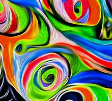 Abstract Skin #04 by Gregory Dyer