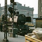 German steam locomotive 19610412 0020 by Fred Mitchell