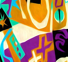 Jazz Art #02 by Gregory Dyer