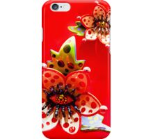 Monster Flower II iPhone Case/Skin