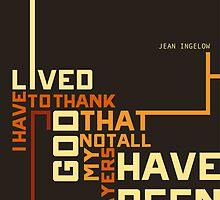 I Thank God by Tiffany Muff