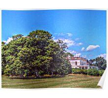 The Astor Beechwood Mansion Poster