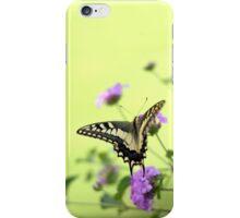 flitter flutter fly   iPhone Case/Skin