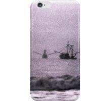 Shrimpboats  iPhone Case/Skin