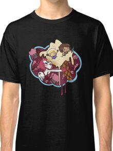 WU - Ice cream and friends Classic T-Shirt
