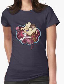 WU - Ice cream and friends T-Shirt
